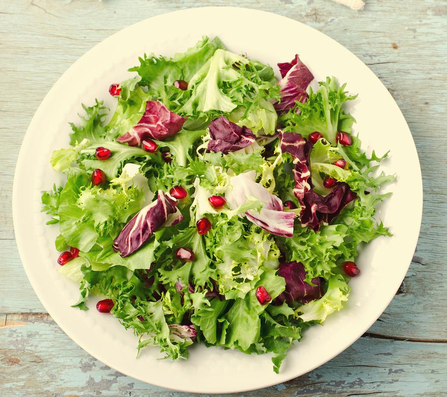Μια εντυπωσιακή χειμωνιάτικη σαλάτα
