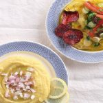 Φάβα Φενεού με Λεμόνι & Κρεμμύδι