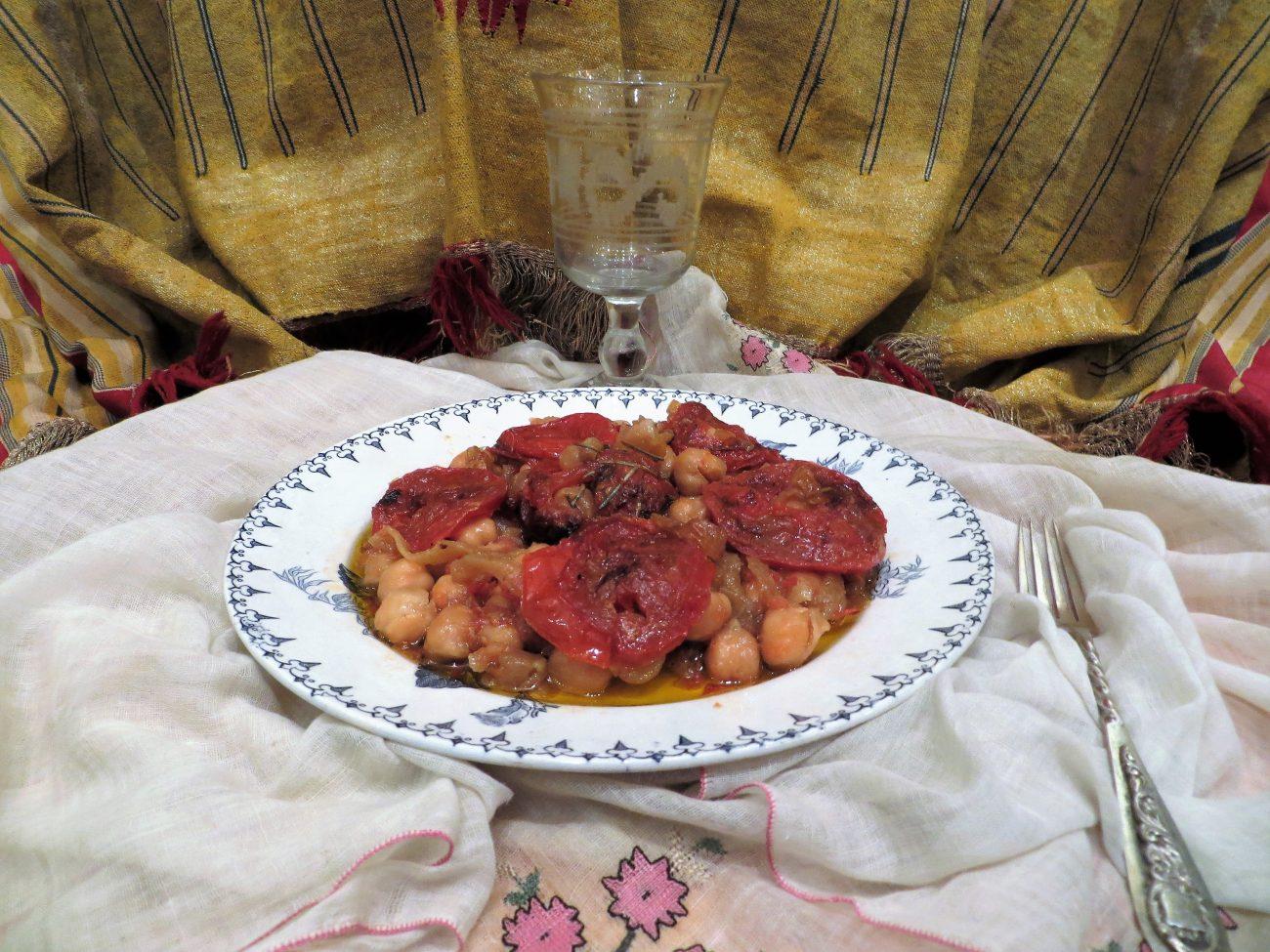 Ρεβιθάδα Φούρνου της Σμύρνης