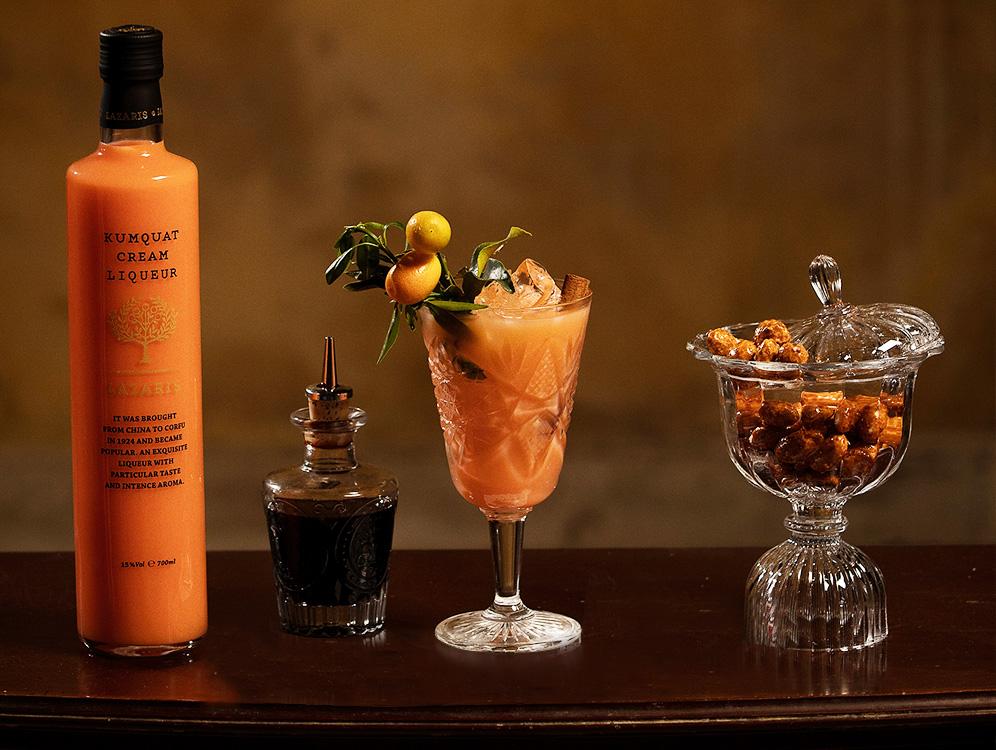 Dos Islas Cocktail