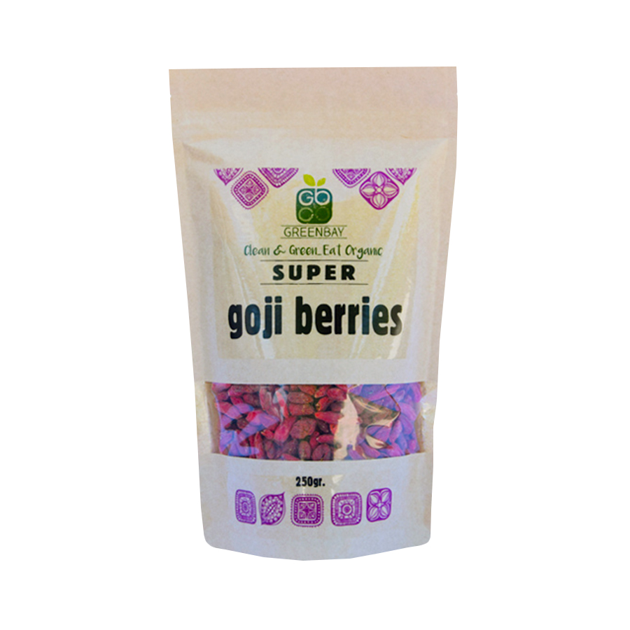 Goji Berries 250g - Green Bay