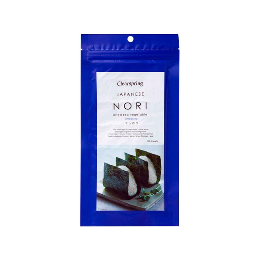 NORI-HOSHI | Αποξηραμένα Φύκια Θαλάσσης25g | Clearspring