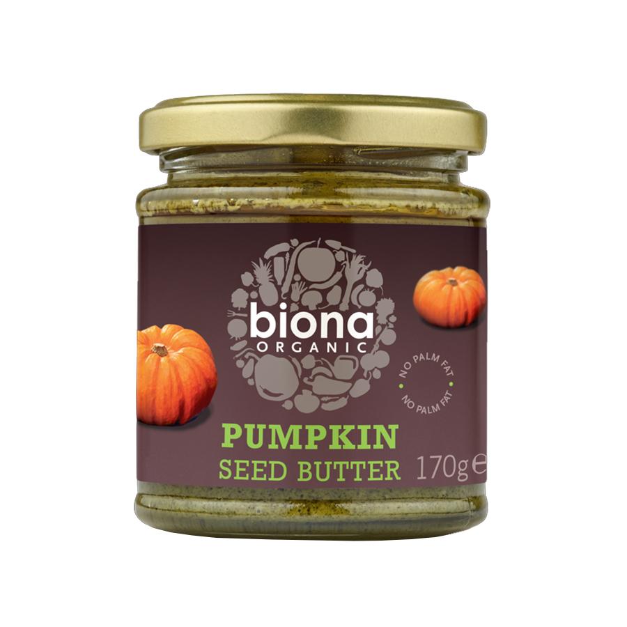 Βούτυρο Κολοκυθόσπορου 170g | Βιολογικό Vegan | Biona