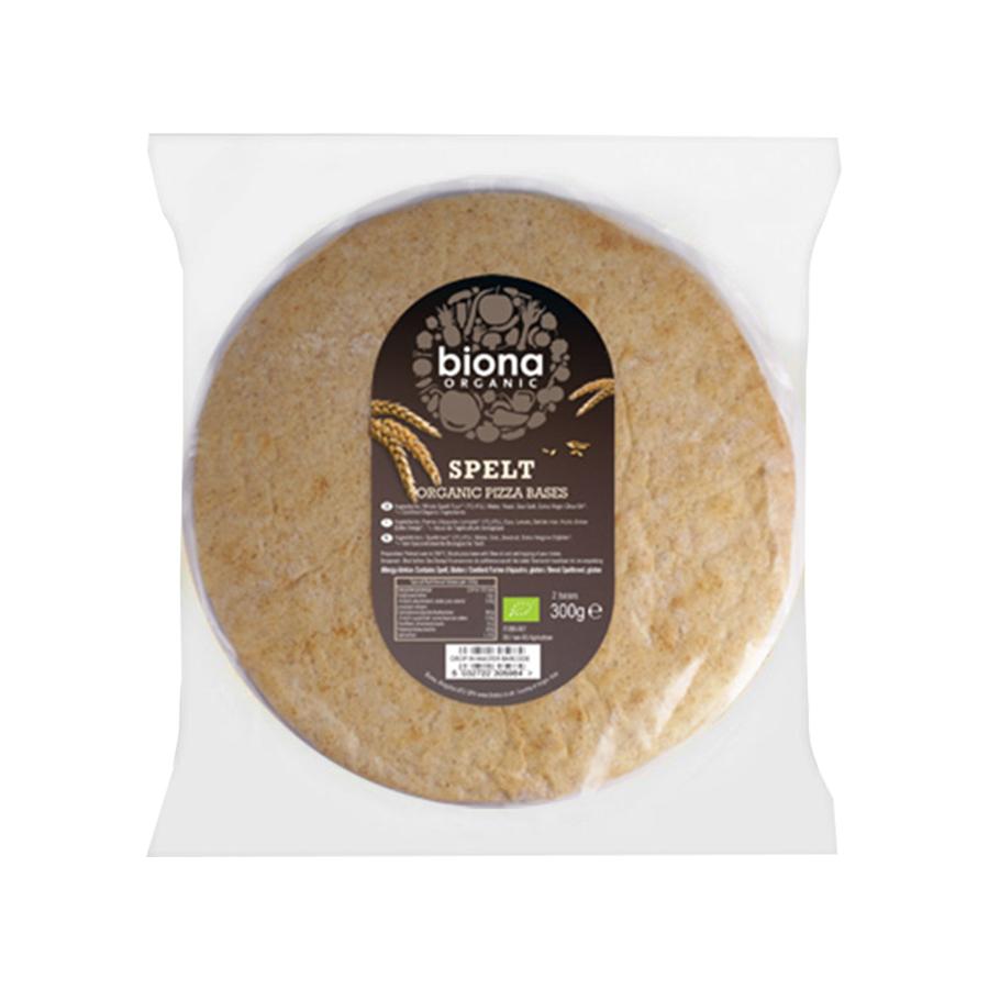 Βάση Πίτσας Ντίνκελ 2τμχ 300g | Βιολογική Vegan | Biona