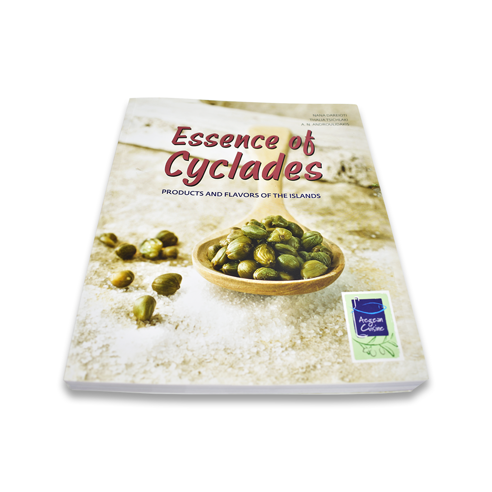 Essence of Cyclades | Products and Flavors of the Cycladic Islands | Cyclades Chamber of Commerce