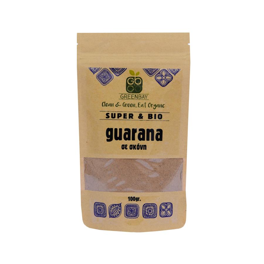 Guarana σε Σκόνη ΒΙΟ 100g - GreenBay
