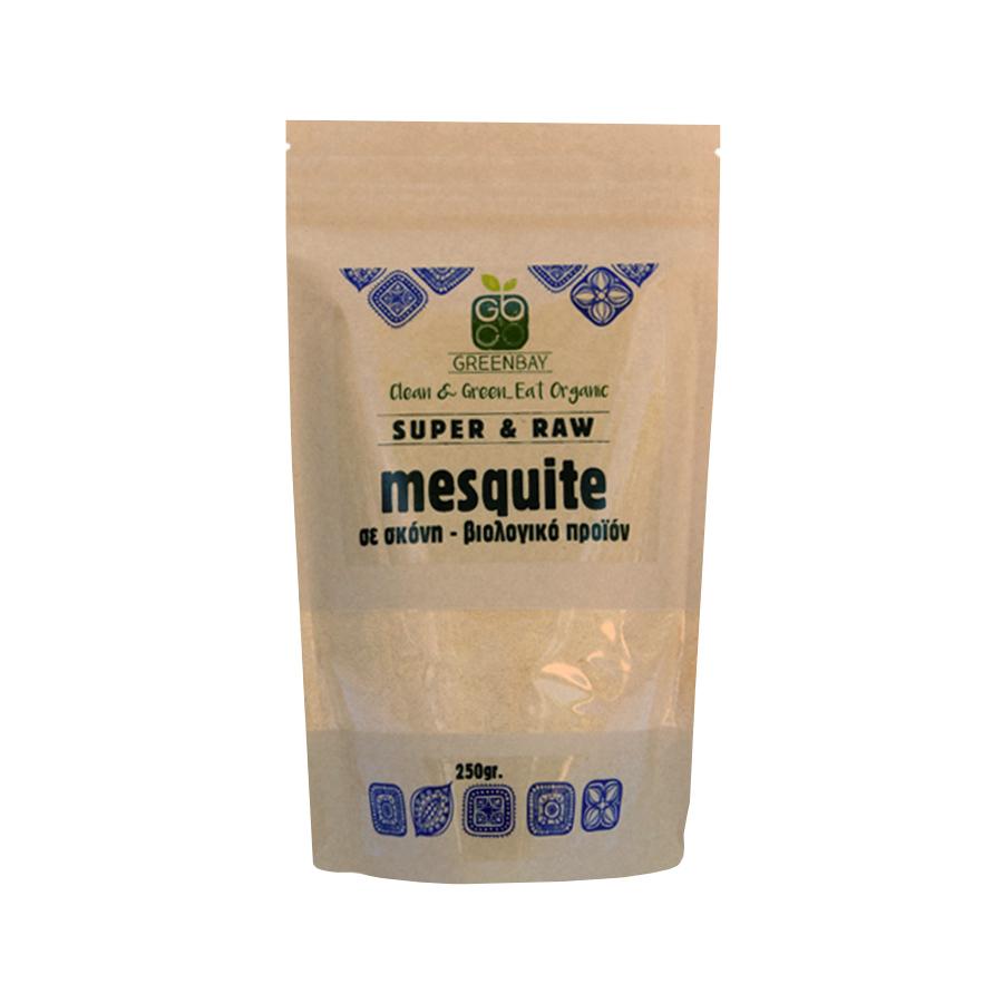 Mesquite Μεσκίτης σε Σκόνη RAW BIO 250g - GreenBay