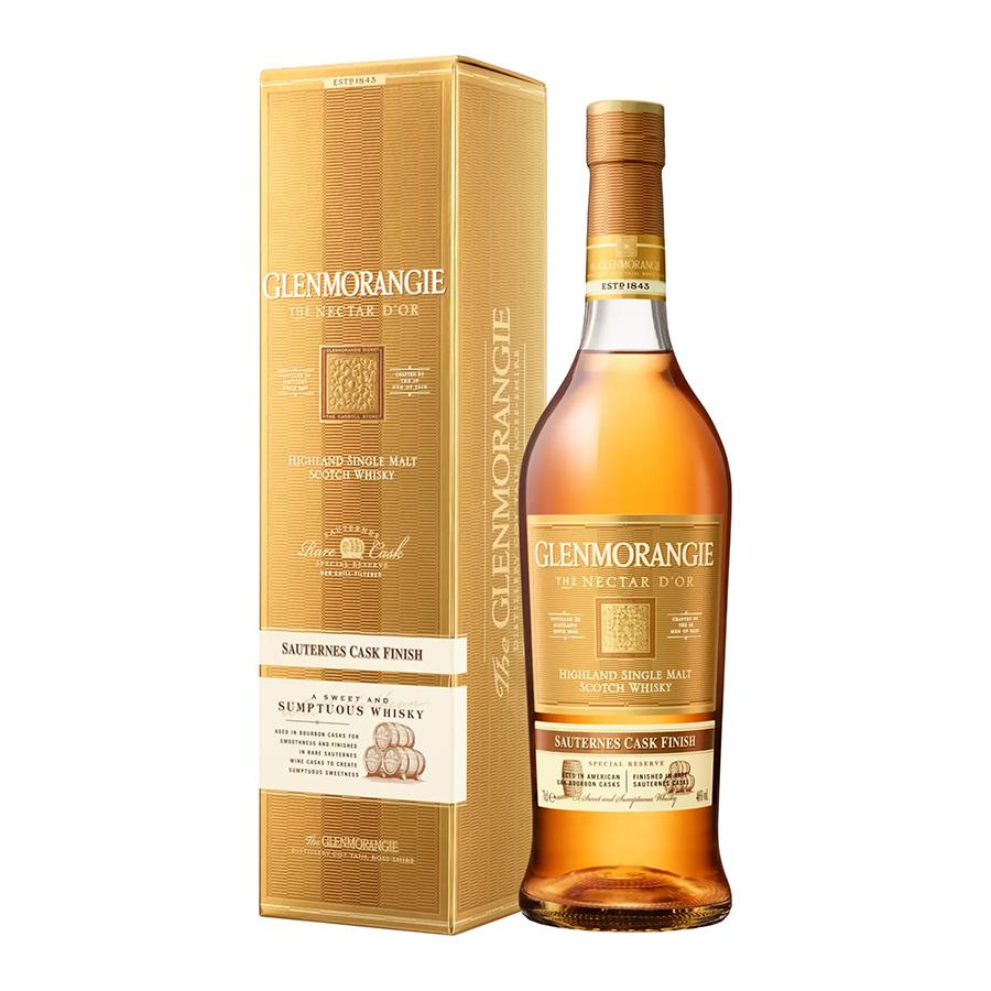 Glenmorangie Nectar d'Or 700ml | Highland Single Malt Scotch Whisky | Glenmorangie