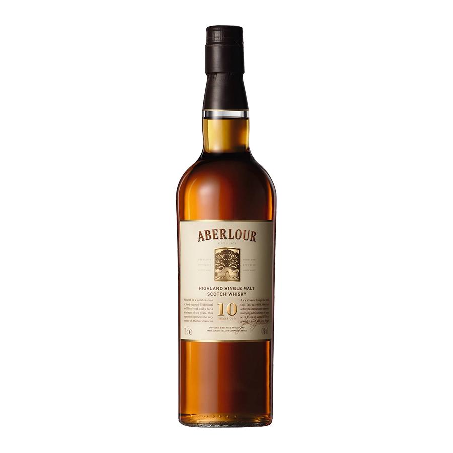 Aberlour 10 Year Old 700ml | Highland Single Malt Scotch Whisky | Aberlour