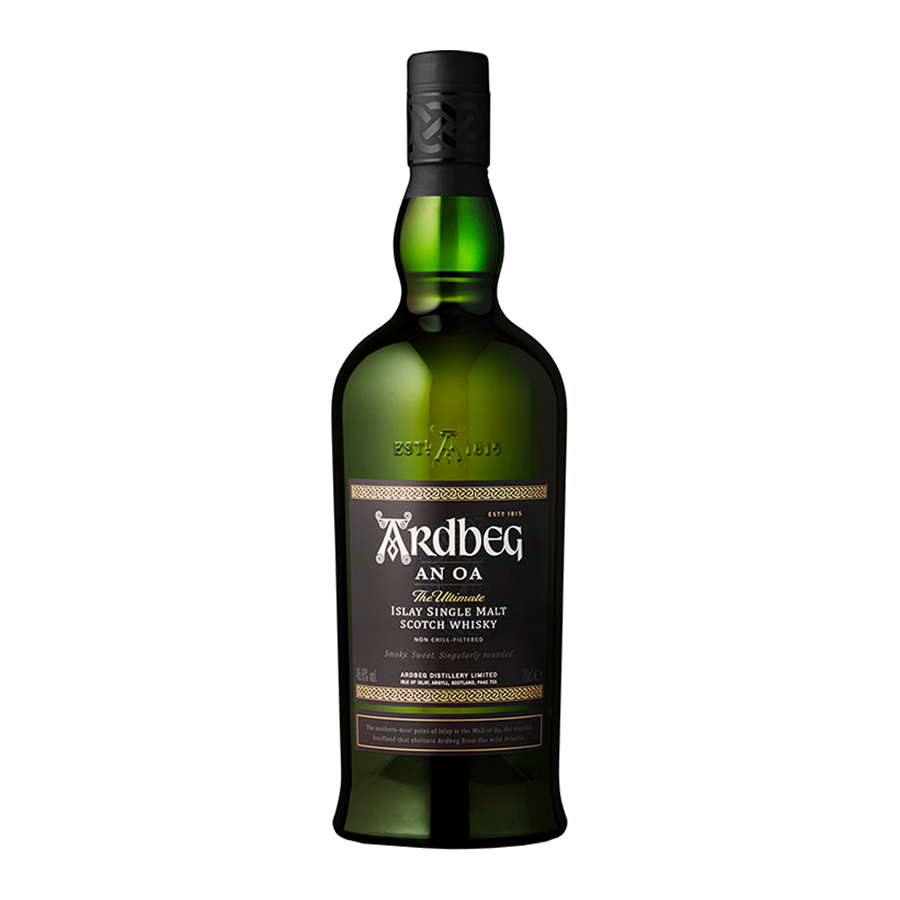 Ardbeg An Oa 700ml | Islay Single Malt Scotch Whisky | Ardbeg
