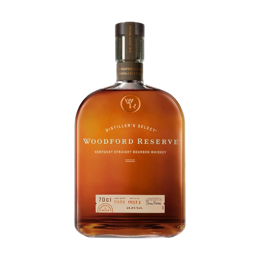 Woodford Reserve Distiller's Select 700ml | Kentucky Straight Bourbon Whiskey | Woodford Reserve