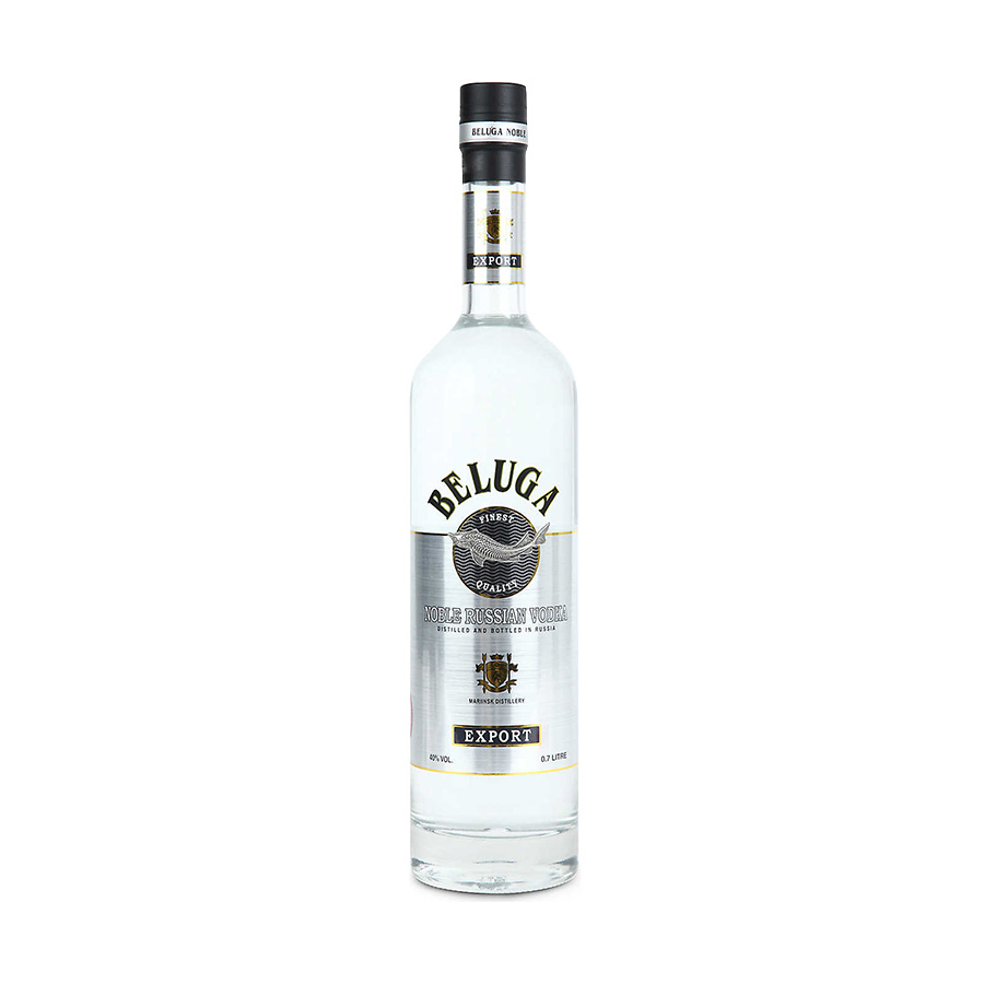 Beluga Noble Russian Vodka 700ml | Beluga