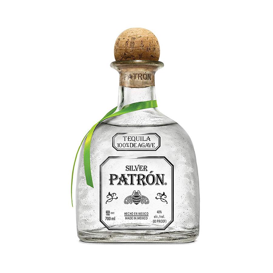 Patron Silver 700ml | Mexican Tequila| Patron