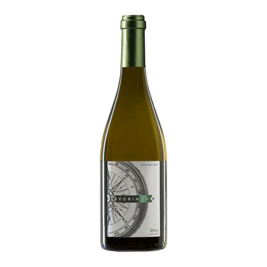 Vorinos | Dry White Wine Vidiano (2018) 750ml | Silva Daskalaki Winery