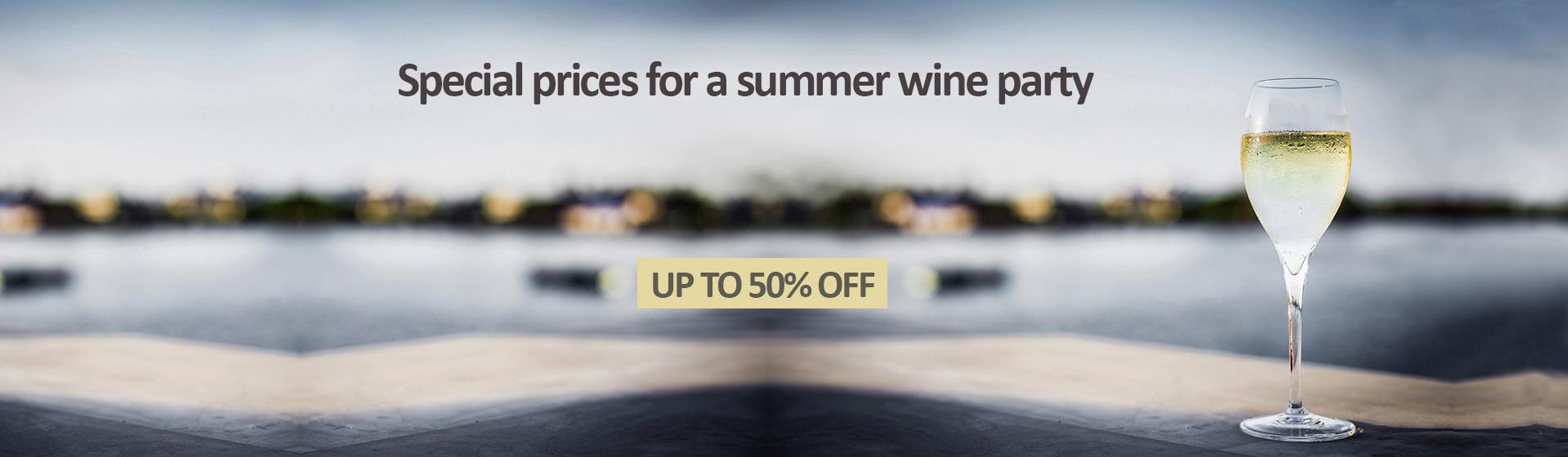White Wine Offer