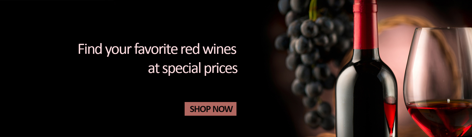 Red Wine Offer
