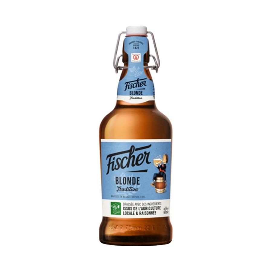 Fischer Tradition 650ml | Lager Beer | Fischer
