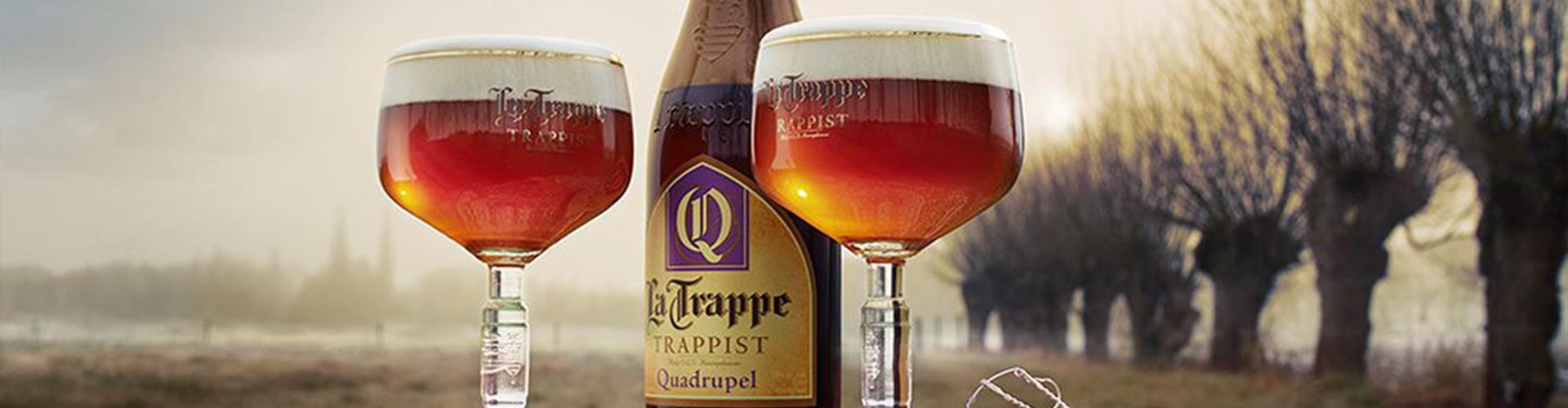 Bierbrouwerij de Koningshoeven - La Trappe Trappist