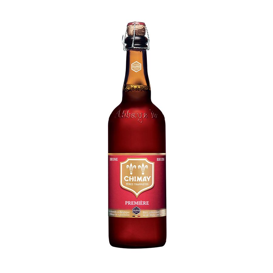 Chimay Premiere Red 750ml | Brown Beer | Chimay