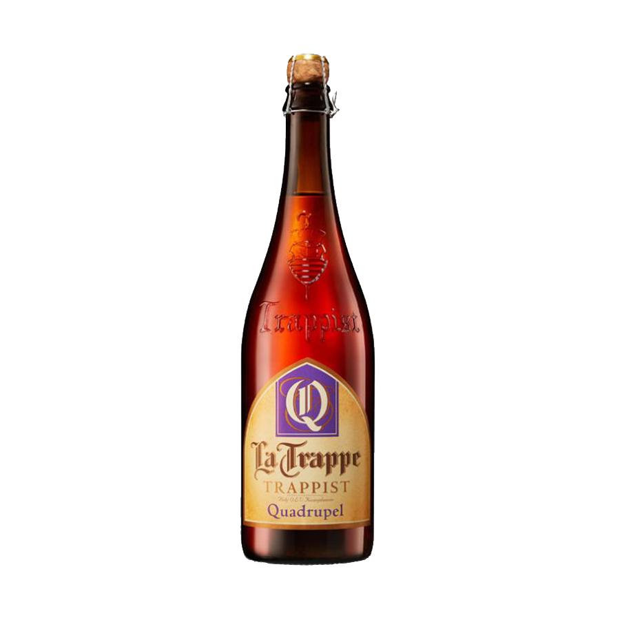La Trappe Quadrupel 750ml | Red Beer| Bierbrouwerij de Koningshoeven