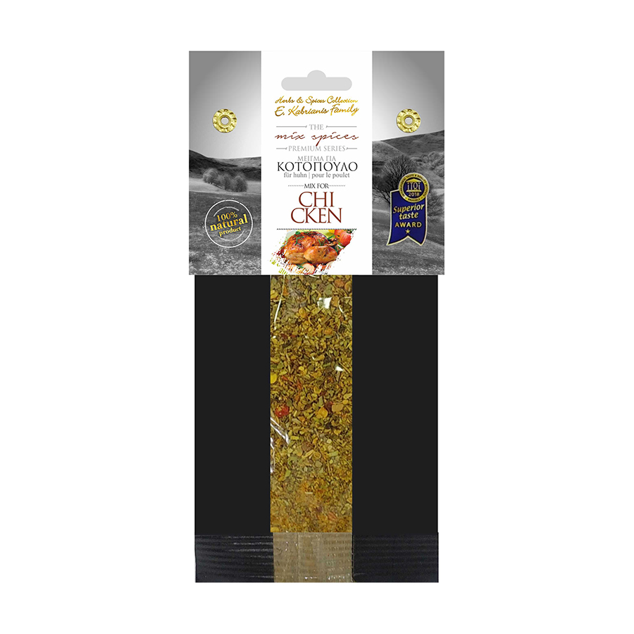 Mix for Chicken 55g | Kabrianis Family