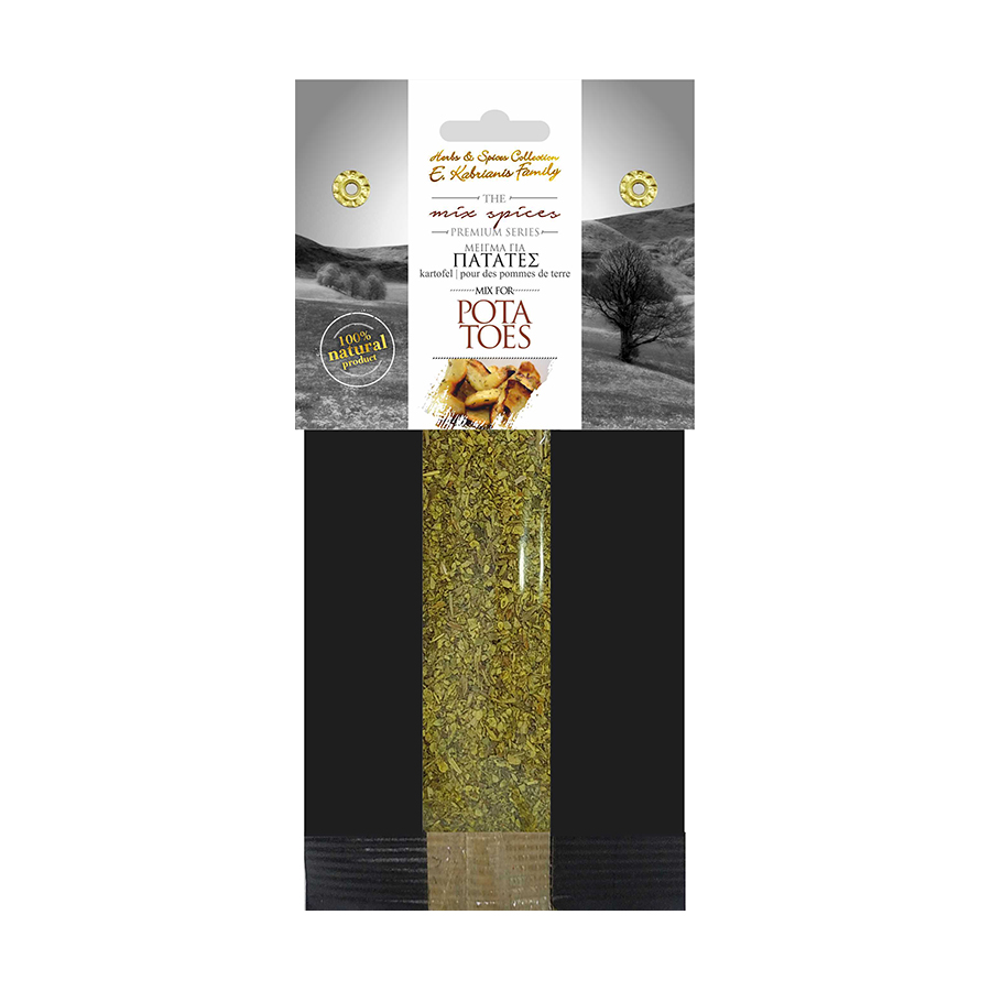 Mix for Potatoes 55g | Kabrianis Family