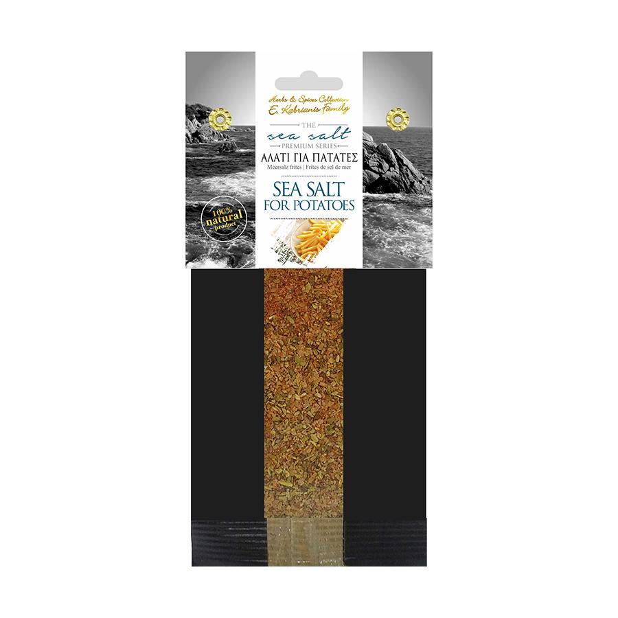 Sea Salt for Potatoes 150g | Kabrianis Family