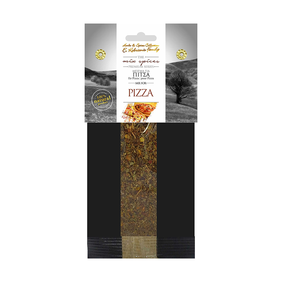 Mix for Pizza 50g | Kabrianis Family