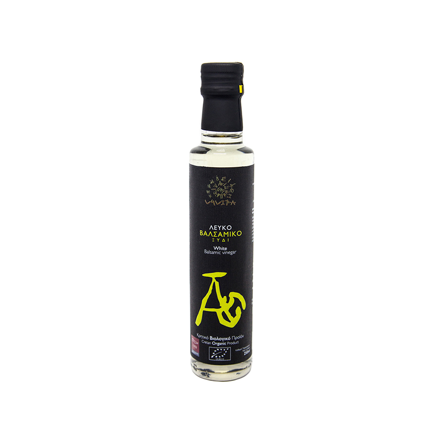 White Balsamic Vinegar 250ml | Organic Vegan No Added Sugar | V4Vita