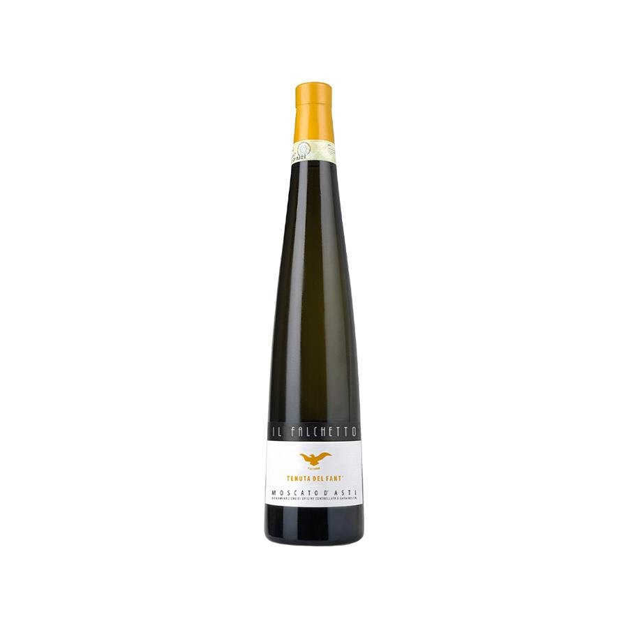 Il Falchetto Tenuta del Fant | Moscato d' Asti Canelli DOCG Λευκός Γλυκύς Ημιαφρώδης Moscato (2018) 375ml | Tenuta Il Falchetto