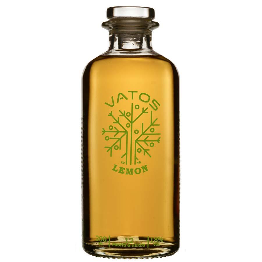 Vatos Λικέρ Λεμόνι 200 ml | Μυρωμένη Βάτος