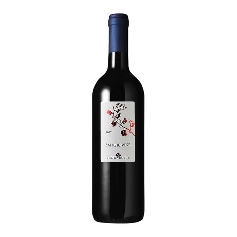 Lungarotti Umbria IGT Rosso Sangiovese | Dry Red Wine (2018) 750ml | Lungarotti
