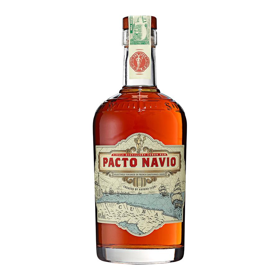 Havana Club Pacto Navio Rum 700ml   Cuban Rum   Havana Club