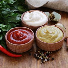 Sauces, Pastes & Mustards