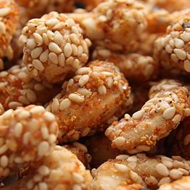 Caramelized Dried Nut