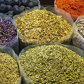 Spices - Cooking Ingredients