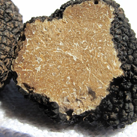 Vinegar with Truffle
