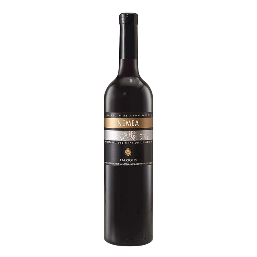 Nemea Red Wine 750ml - Lafkioti Winery