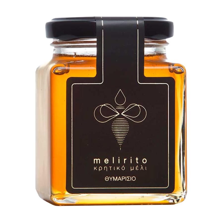 Κρητικό Θυμαρίσιο Μέλι 250g   100% Φυσικό Ελληνικό   Melirito