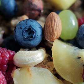 Ξηροί Καρποί, Σπόροι & Φρούτα