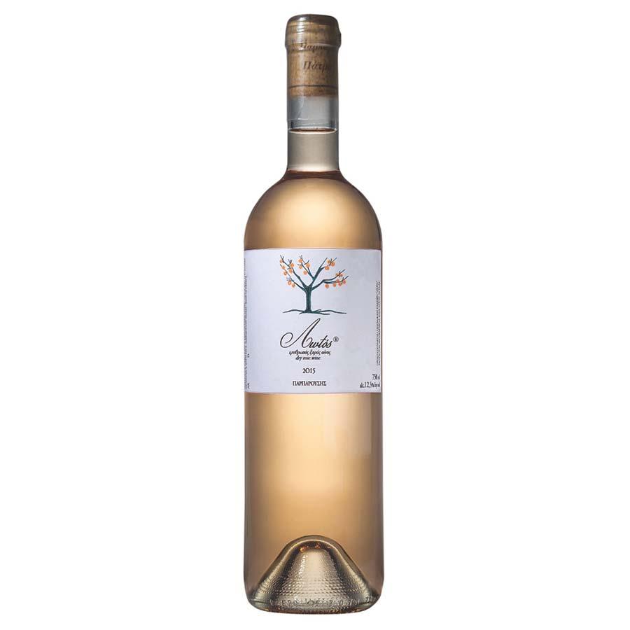 Λωτός | ΠΓΕ Αχαΐα Ροζέ Ξηρός Cabernet Sauvignon (2016) 750ml |Οινοποιείο Παρπαρούση
