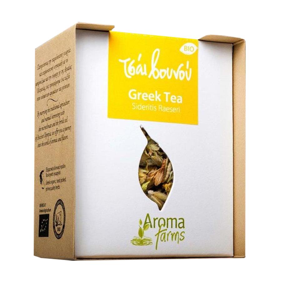 Greek Tea, Organic, 10g - Aroma Farms