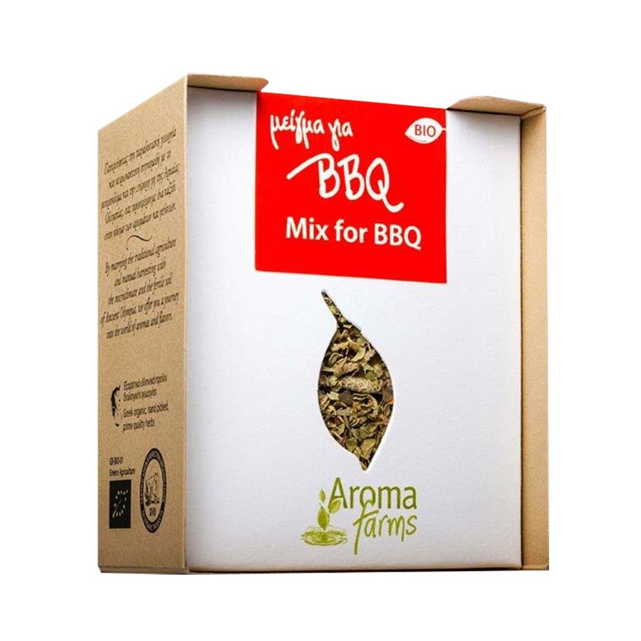 Mix for BBQ, Organic, 20g - Aroma Farms