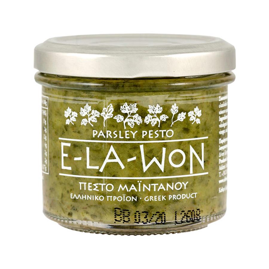 E-LA-WON Πέστο Μαϊντανού 100g - Olive E-LA-WON