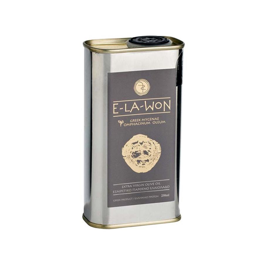 E-LA-WON Extra virgin Olive Oil Traditional 250ml - Olive E-LA-WON