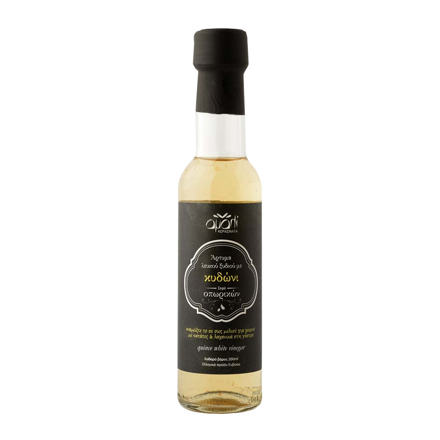 Quince White Vinegar 200ml - Amali Kerasmataτα