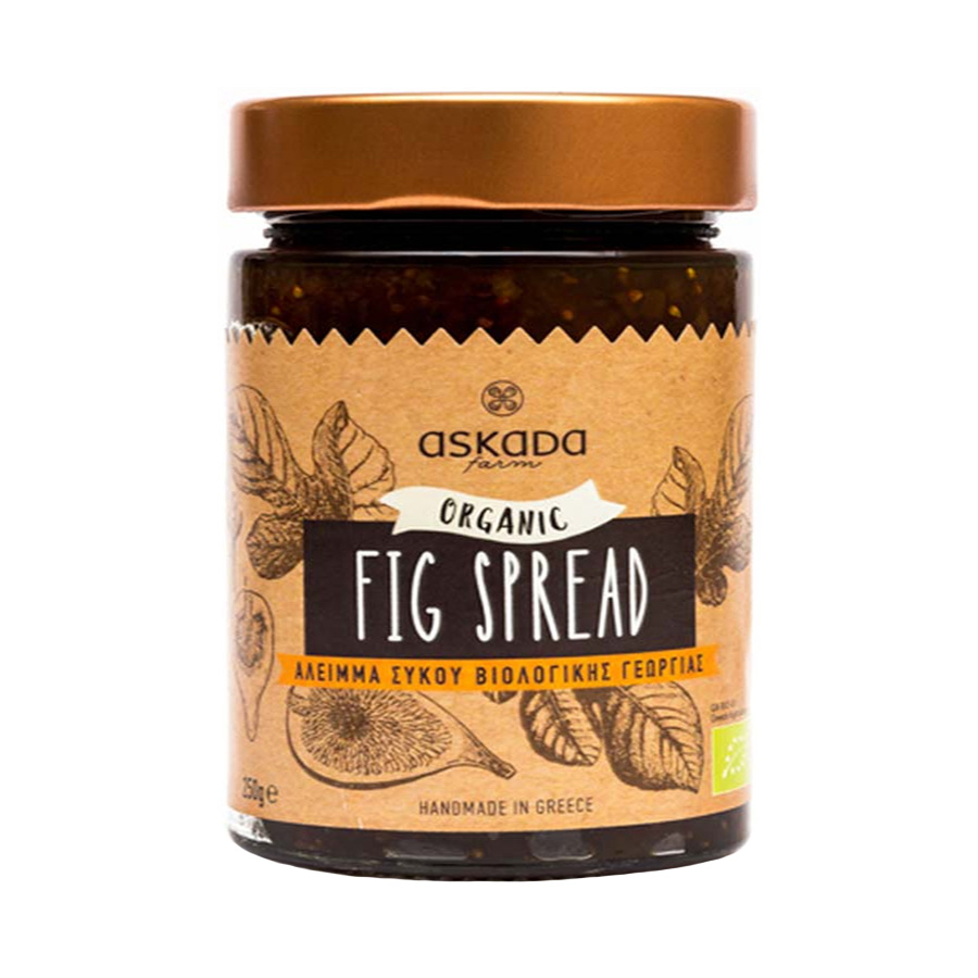 FigSpread, Organic, 250g - Askada Farm
