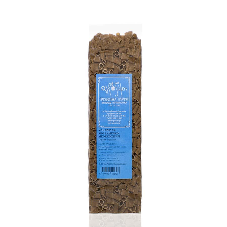 Μακαρονάκι Κοφτό Ζυμαρικά Ζέας 500g | Αγροζύμη
