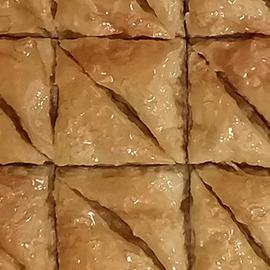 Γλυκά Ταψιού