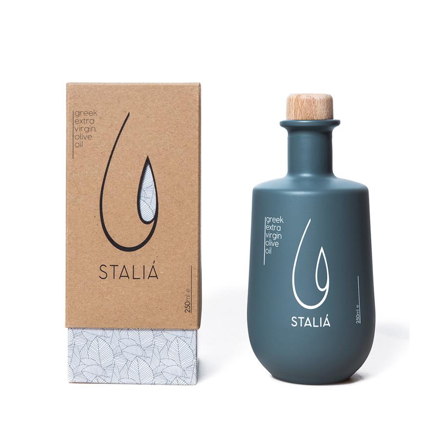 Εξαιρετικό Παρθένο Ελαιόλαδο Κορωνέικη 250ml Συσκευασία Δώρου  Stalia